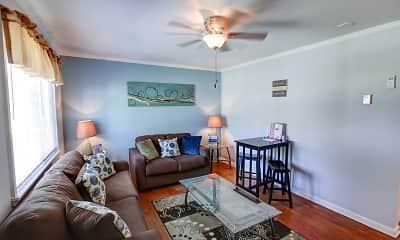 Living Room, The Meadows at Edgemont, 0