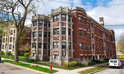 Building, 173-181 N. Grove Avenue, 2