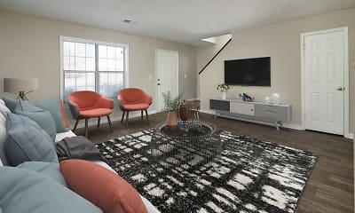 Living Room, Dylan Square, 1