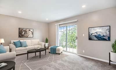 Living Room, Harrisburg, 1