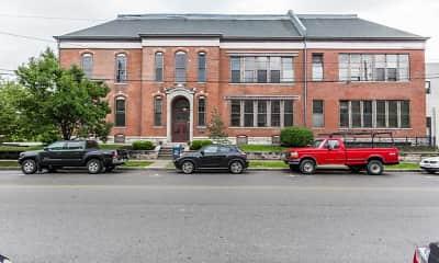 Building, 520 Virginia, 2
