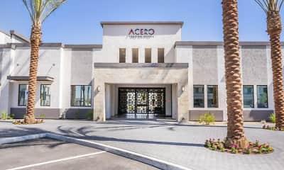 Building, Acero Estrella Commons, 0