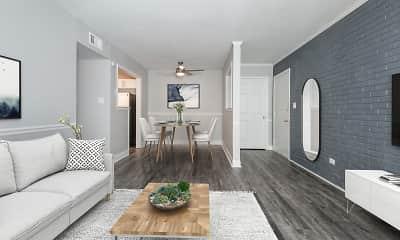 Living Room, Doral, 1