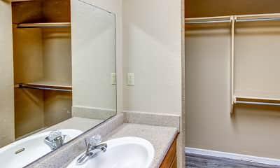 Bathroom, Coffee Creek, 2