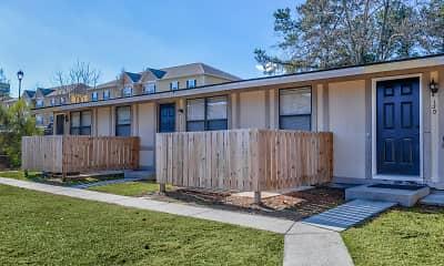Building, Oakwood Village, 1