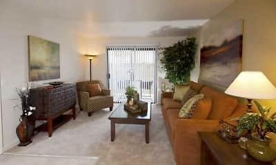 Living Room, The Fairmont, 1