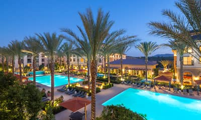 Pool, Westview at Irvine Spectrum, 1