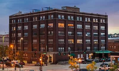 Building, Skinner Macaroni Lofts, 0