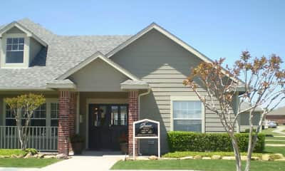 Leasing Office, Grace Townhomes, 2