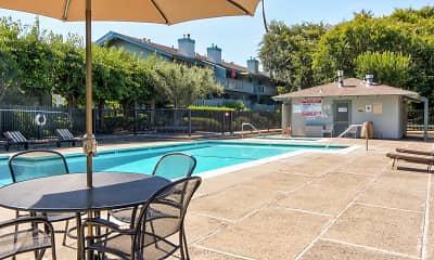 Pool, Remington Grove Apartments, 1