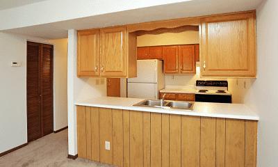 Kitchen, Plaza 93 West, 1