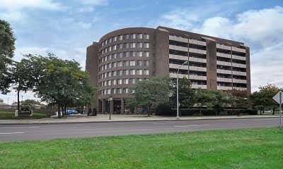 Building, Park Plaza Apartments, 0