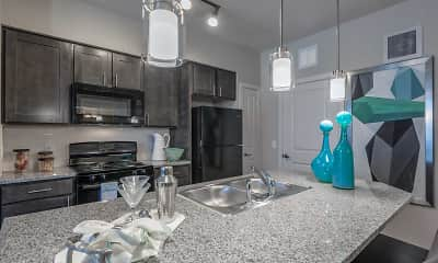 Kitchen, Smart Living On Cullen, 1