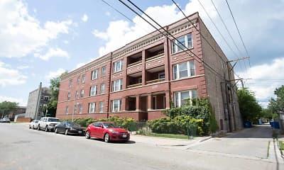 Building, 4859 S. Champlain Avenue, 1