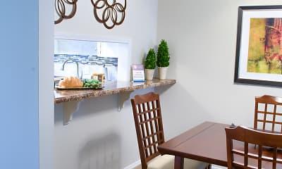 Dining Room, Cordova Regency, 1