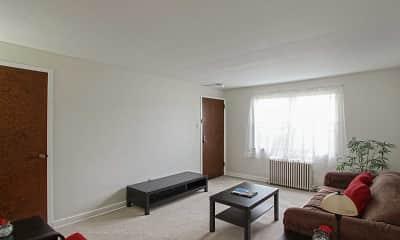 Living Room, Alvern Gardens, 1
