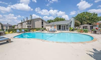Pool, Prestonwood Apartment Homes, 0