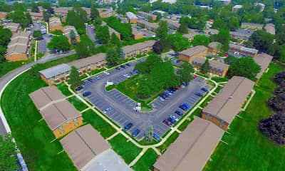 View, Kingswood Apartments & Townhomes, 2