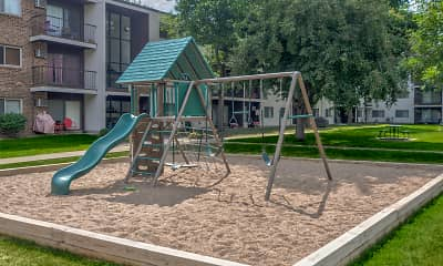 Playground, Eastgate Apartments, 2