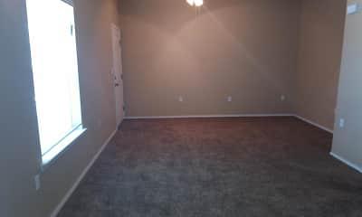 Living Room, Amber Sky Estates, 1