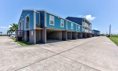 Building, Bay Shore Apartments, 1