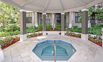 Pool, The Manor At Flagler Village, 2