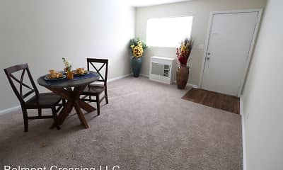 Living Room, Belmont Crossing, 1