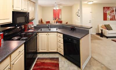 Kitchen, Redmond Place, 2