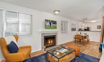 Living Room, Trillium Heights, 1