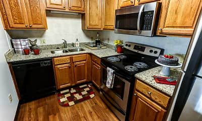 Kitchen, Windsong Place Apartments, 1