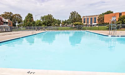 Pool, Mariner's Cove Apartment Homes, 0