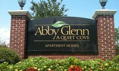 Community Signage, Abby Glenn ~ A Quiet Cove, 1
