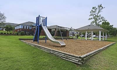 Playground, Magnolia Court, 1