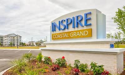 Community Signage, Inspire Coastal Grand, 2