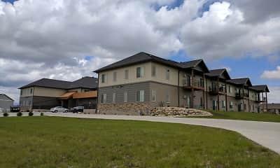 Building, Aspen Ponds Apartments, 2