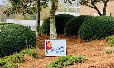 Community Signage, Southland Place, 1