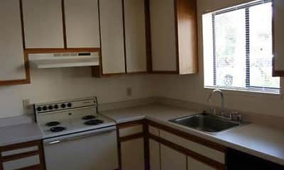 Kitchen, McInnis Park Apartments, 2