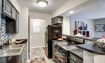 Kitchen, Hilltop, 0