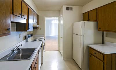 Kitchen, The Glen Townhomes, 0
