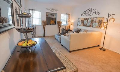 Living Room, The Pointe of Ridgeland, 0