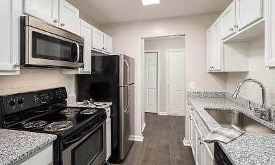Kitchen, The Reserve at Ridgewood, 1