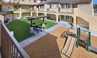 Landscaping, Parkview Apartments, 1