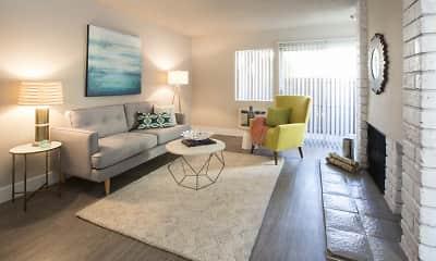 Living Room, Park Grove, 0