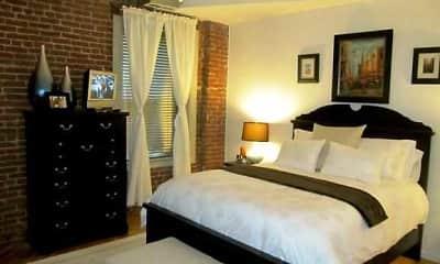 Bedroom, Properties of Neducsin in Manayunk, 1