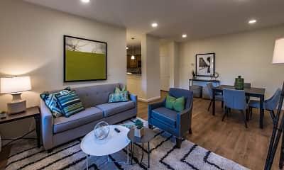 Living Room, Hamilton Highlands, 0