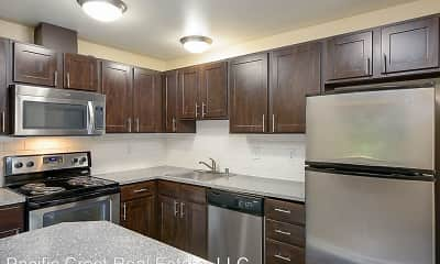 Kitchen, NorthLink Apartments, 1