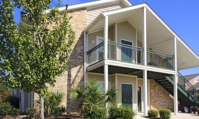 Building, Lafayette Garden Apartments, 0