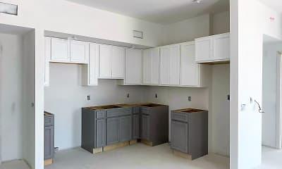 Kitchen, 550 Lofts, 1