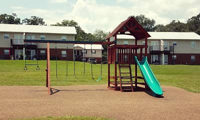 Playground, Mountain View Apartments, 2