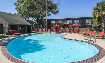 Pool, The Grand Hampton at Clear Lake, 1